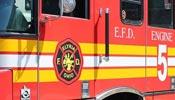 elyria fire truck