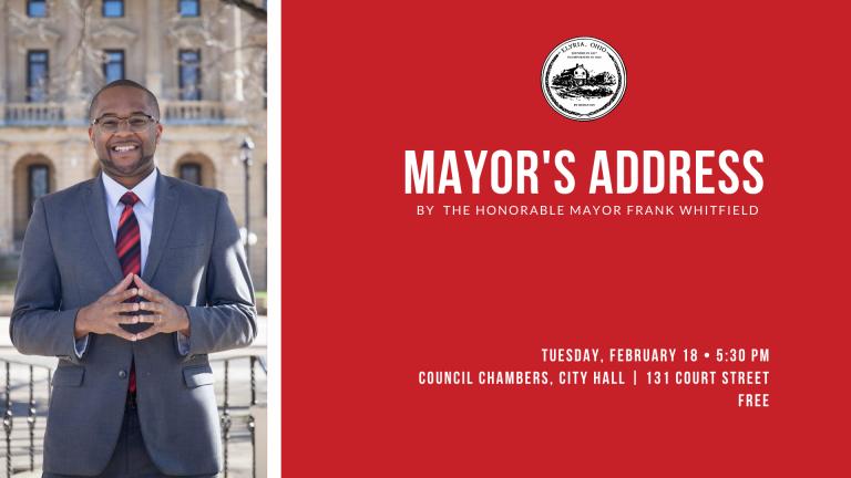 Mayor's Address
