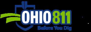 ohio 811 before you dig logo