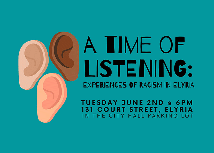 a time of listening event