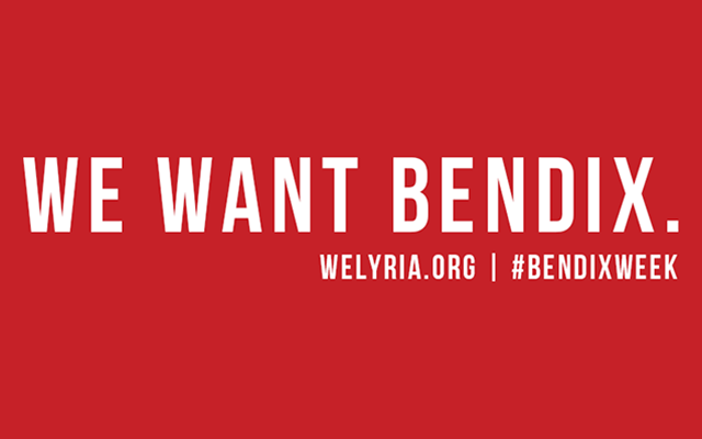 bendix week billboard