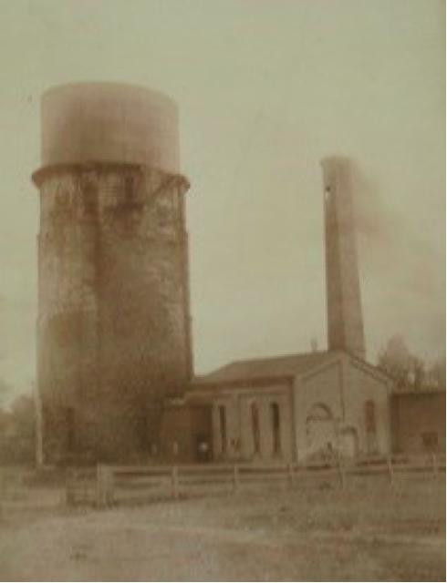 original water pumping plant in elyria ohio