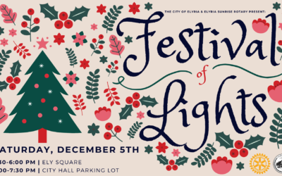 Elyria Festival of Lights Announced