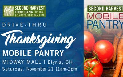 Drive-Thru Thanksgiving Mobile Pantry