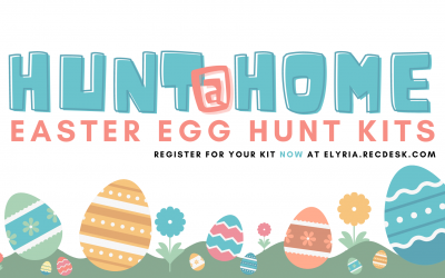 Hunt @ Home: Easter Egg Hunt Kits Available from Elyria Parks and Recreation