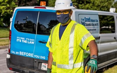Columbia Gas Beginning Natural Gas Line Replacement Project in Elyria