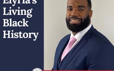 Elyria's Living Black History Spotlight: Chase Farris