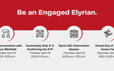 City of Elyria to Host First Ever Engaged Elyrian Week to Encourage Resident Dialogue, Investment, and Involvement