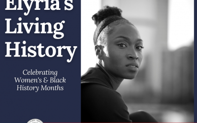 Elyria's Living Black & Women's History Months Spotlight: Tianna Madison