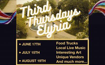 Elyria Community Partnership to Host Third Thursdays Series in Downtown Elyria