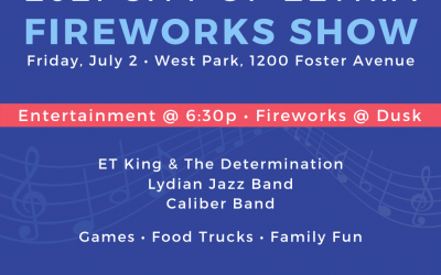 City of Elyria Shares Final Parking Details, Entertainment for Fireworks Show